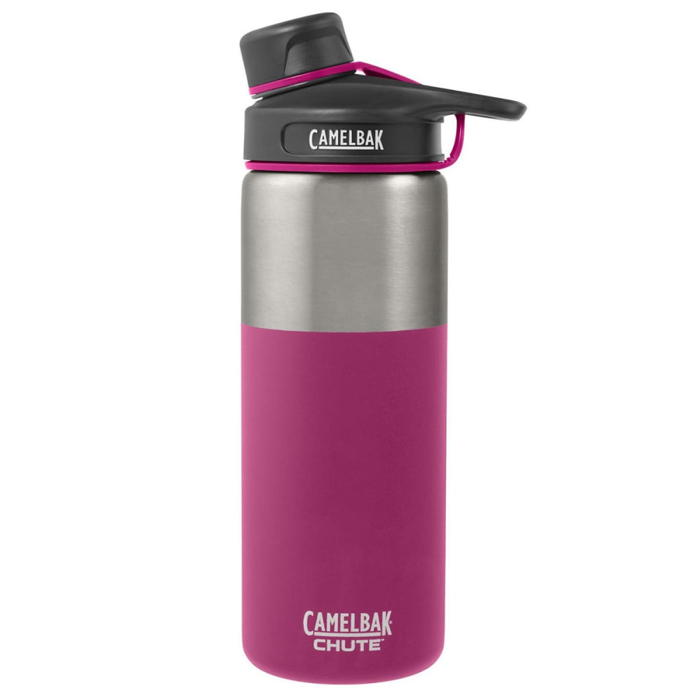 CAMELBAK Chute™ Vacuum Insulated Stainless Steel Water Bottle, .6L - HNEYSUCKLE PNK 53862