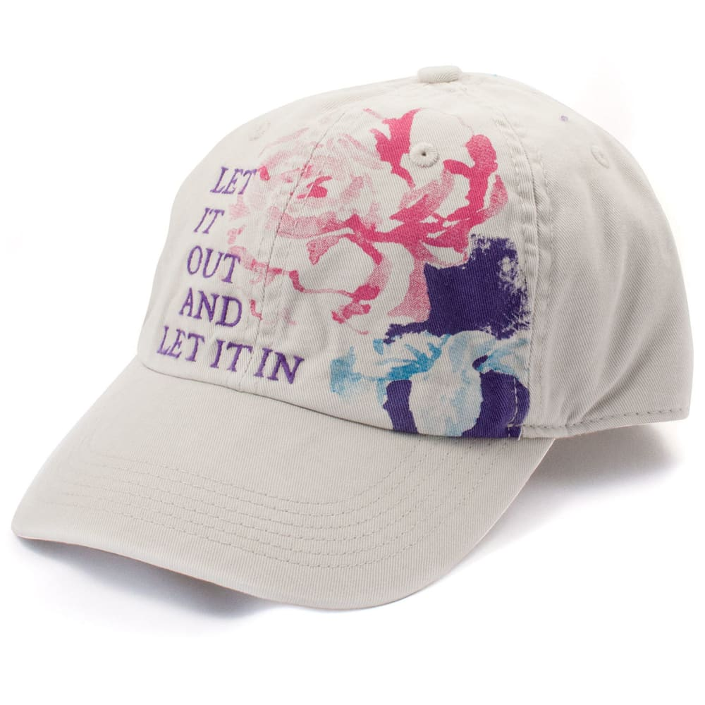LIFE IS GOOD Men's Classic Chill Cap - FLORAL