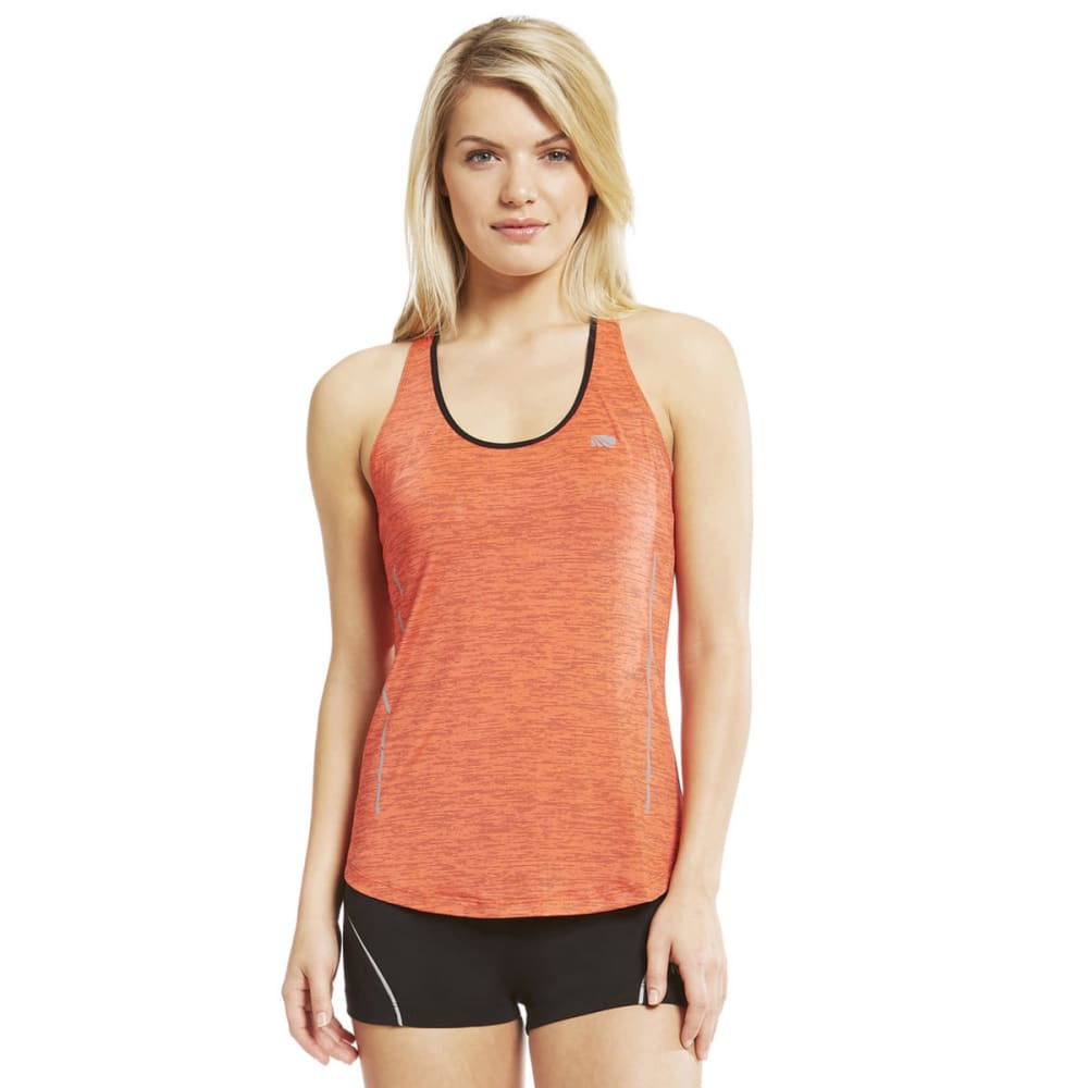 MARIKA Women's Chase Singlet - CORAL