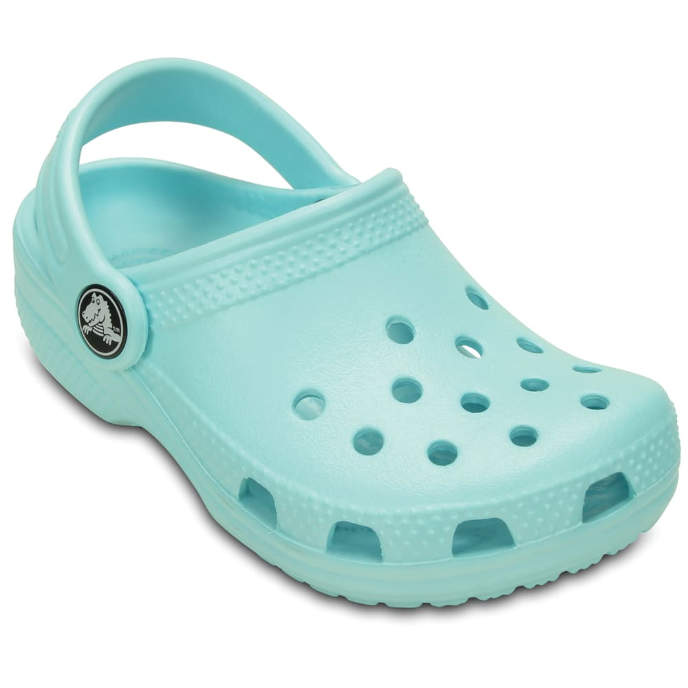 CROCS Kids' Classic Clogs - ICE BLUE