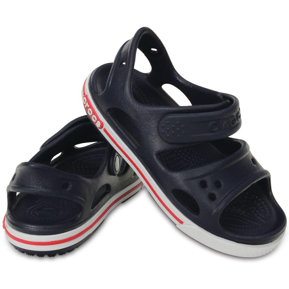 CROCS Kids' Crocband II Sandals - NAVY