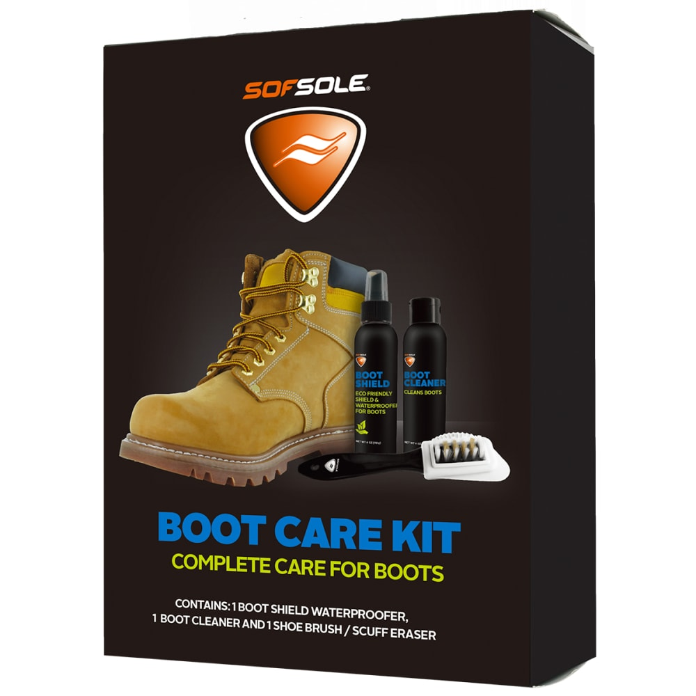SOF SOLE Boot Care Kit ONE SIZE