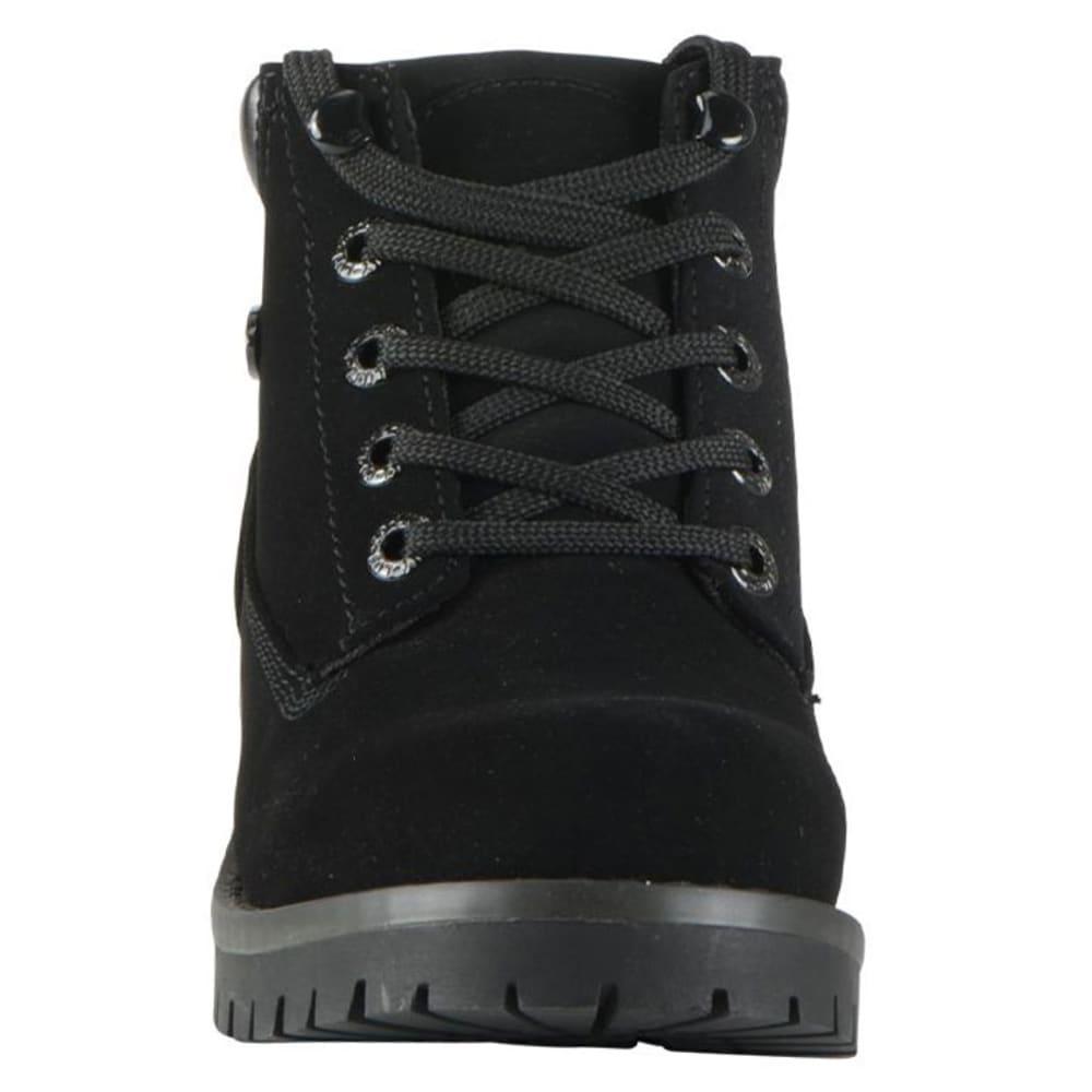 LUGZ Women's Flirt Boots - BLACK