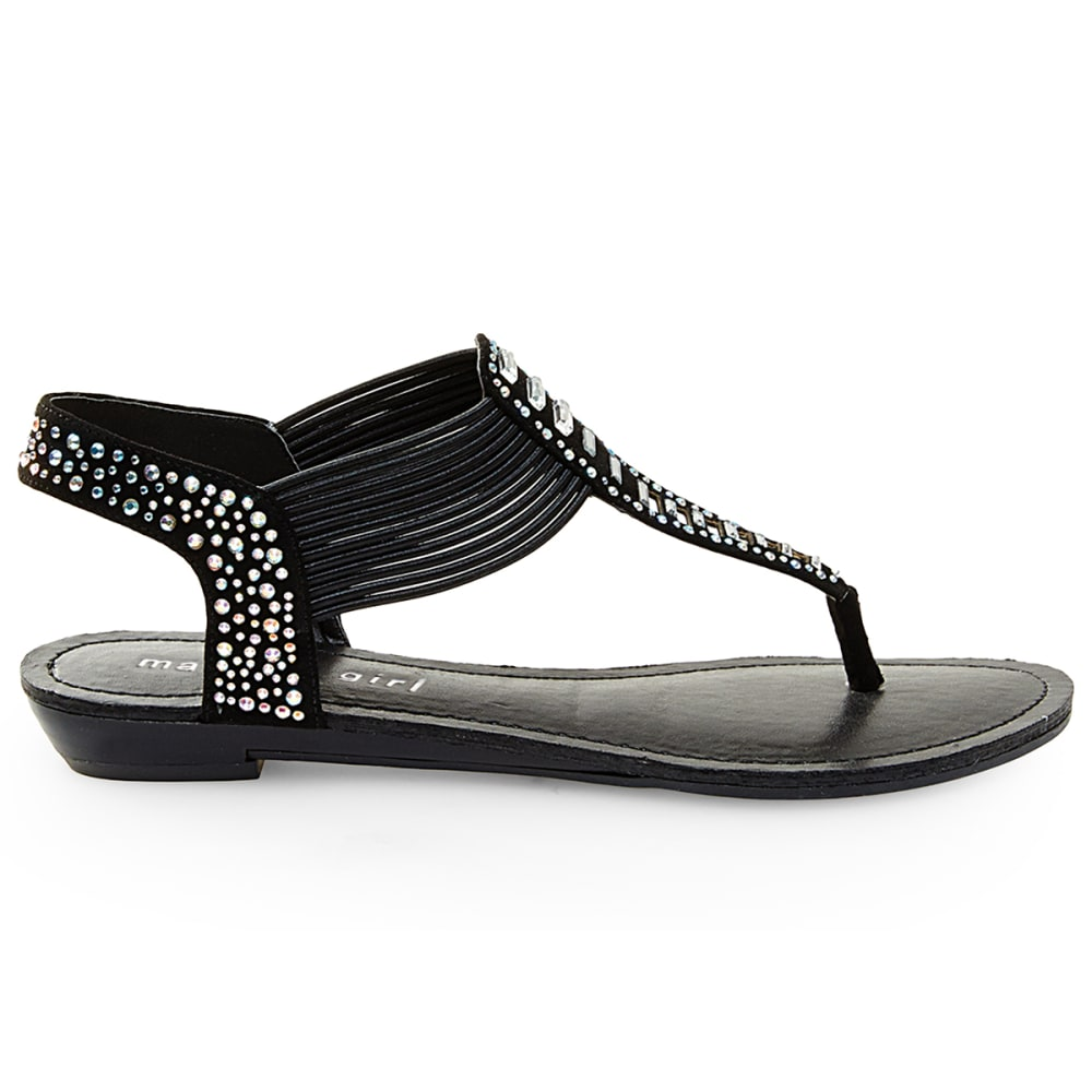 MADDEN GIRL Women's Trixie Sandals - BLACK