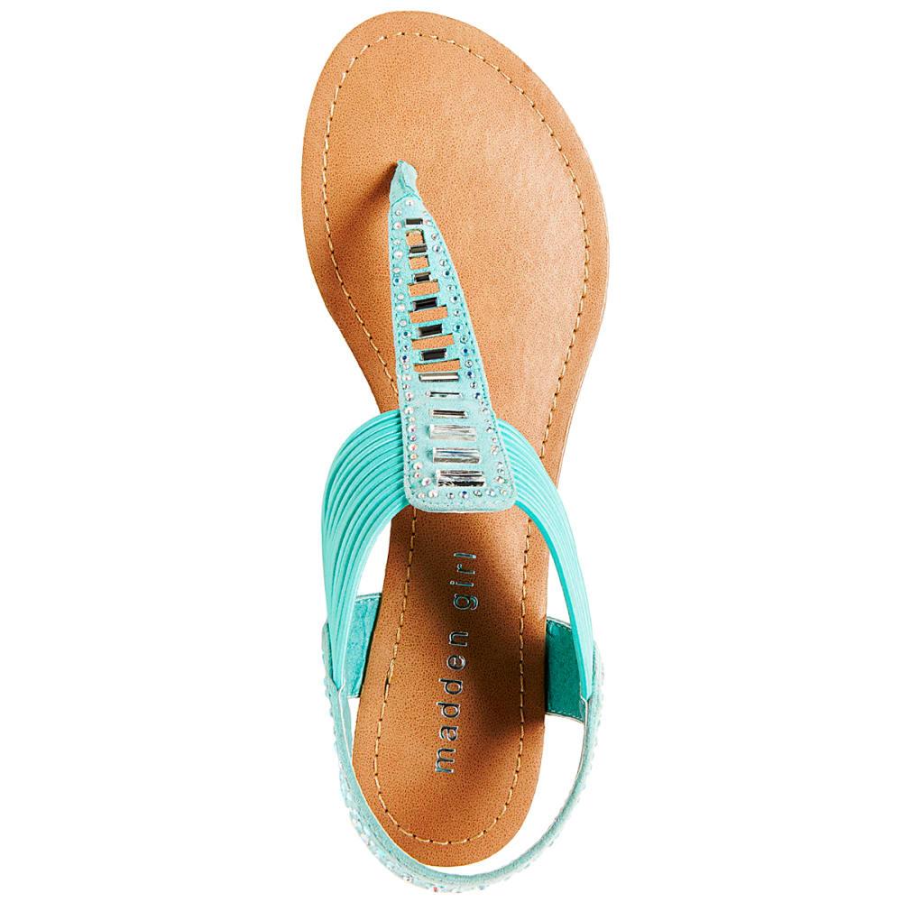 MADDEN GIRL Women's Trixie Sandals - MINT