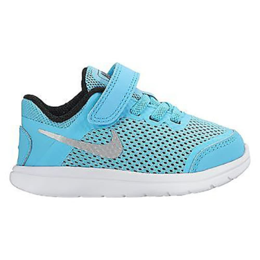 NIKE Toddler Girls' Flex 2016 RN Running Shoes - GAMMA BLUE