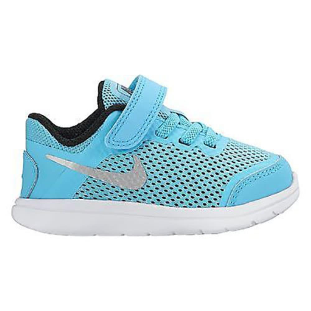 NIKE Toddler Girls' Flex 2016 RN Running Shoes - GAMMA BLUE