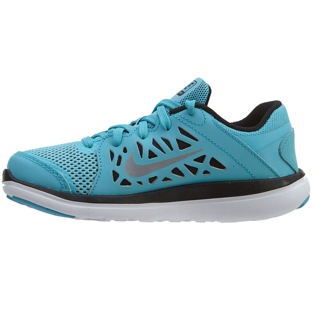 NIKE Little Girls' Flex 2016 RN Running Shoes - GAMMA BLUE