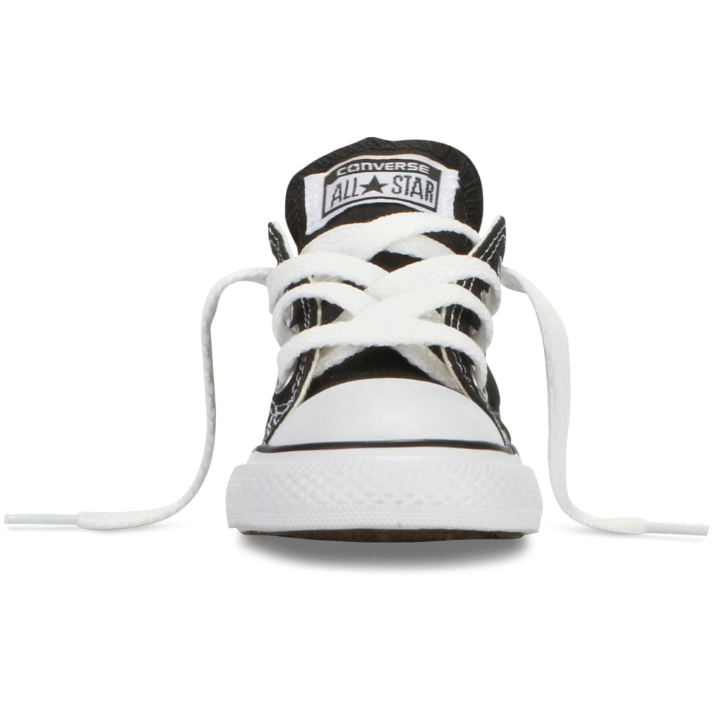 CONVERSE Toddler Boys' All Star Low-Top Sneakers - BLACK