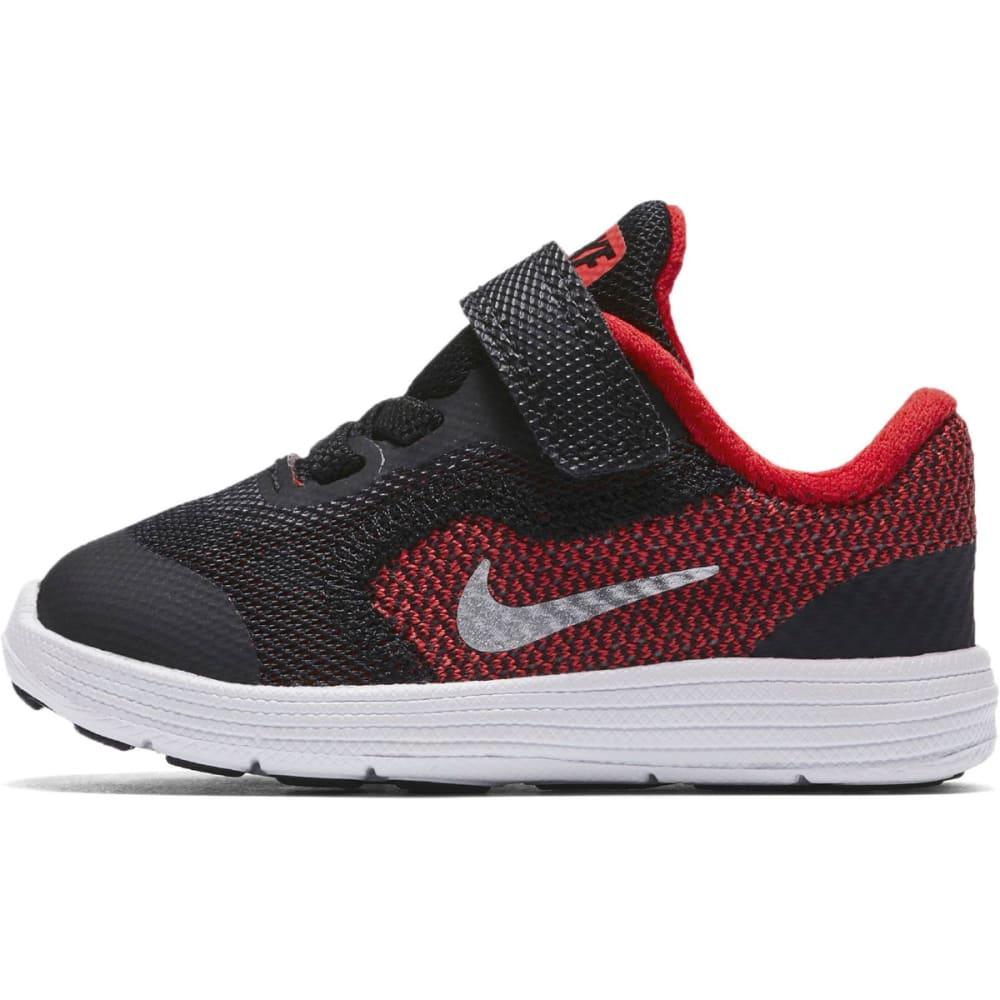 NIKE Infant Revolution 3 Shoes - RED