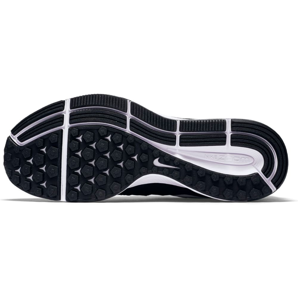 NIKE Women's Air Zoom Pegasus 33 Running Shoes - BLACK
