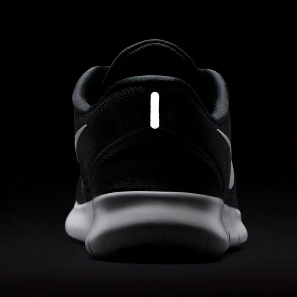 NIKE Women's Free RN Running Shoes - BLACK