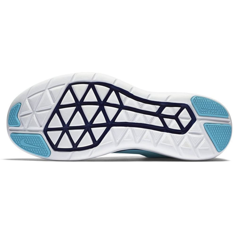 NIKE Women's Flex 2016 RN Running Shoes - GAMMA BLUE