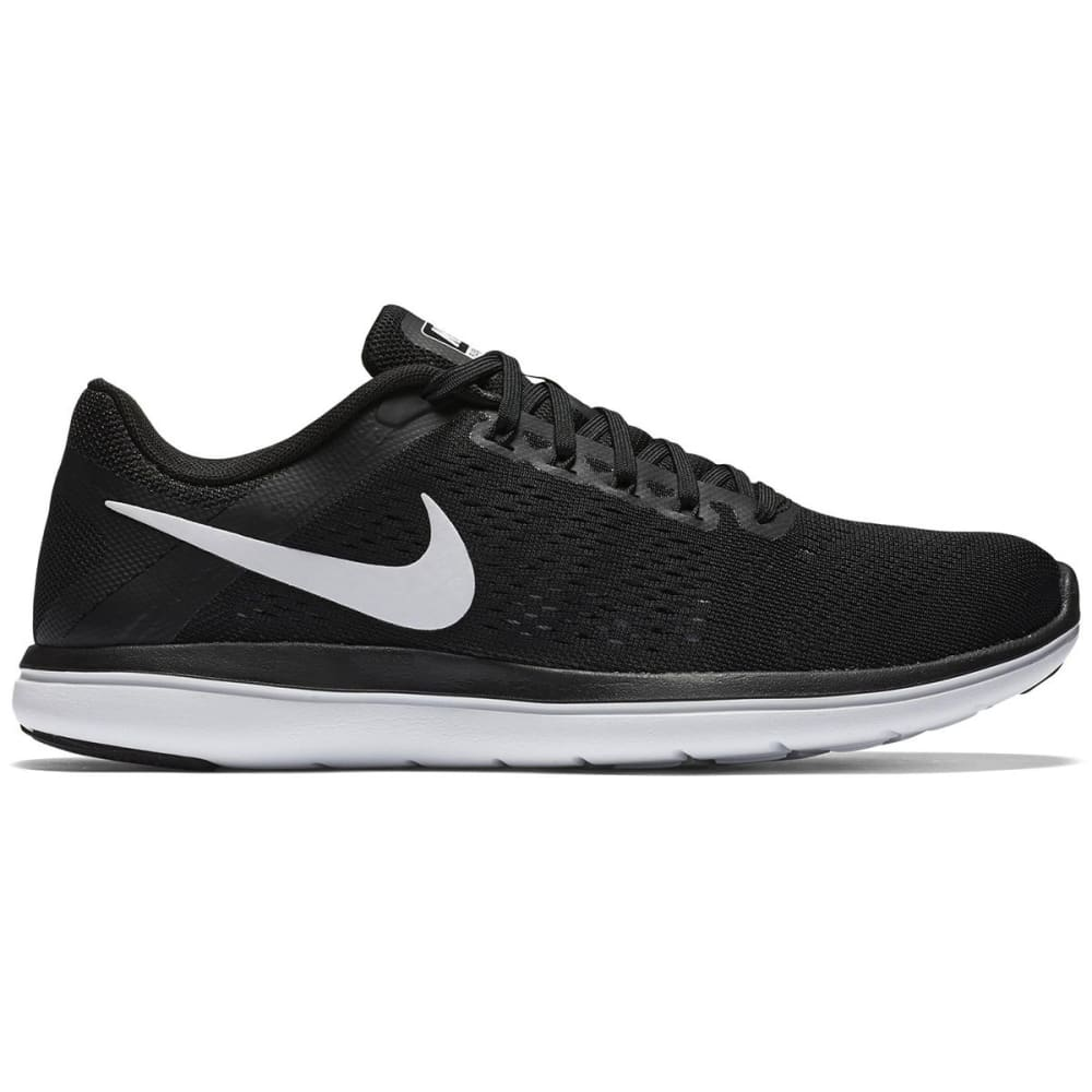 NIKE Women's Flex 2016 RN Running Shoes - BLACK