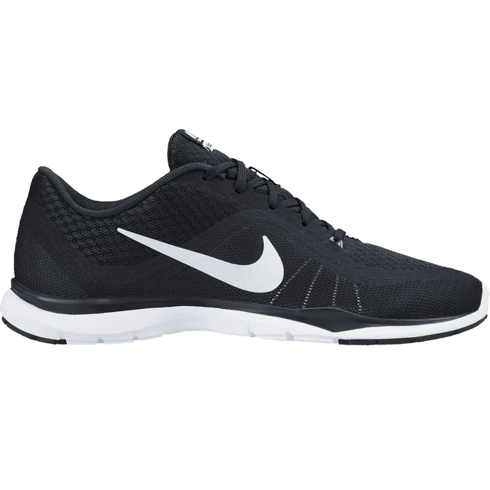 NIKE Women's Flex Trainer 6 Training Shoes - BLACK