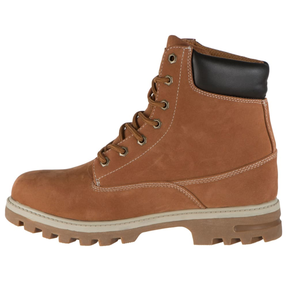 LUGZ Men's Empire Hi Water-Resistant Boots - RUST
