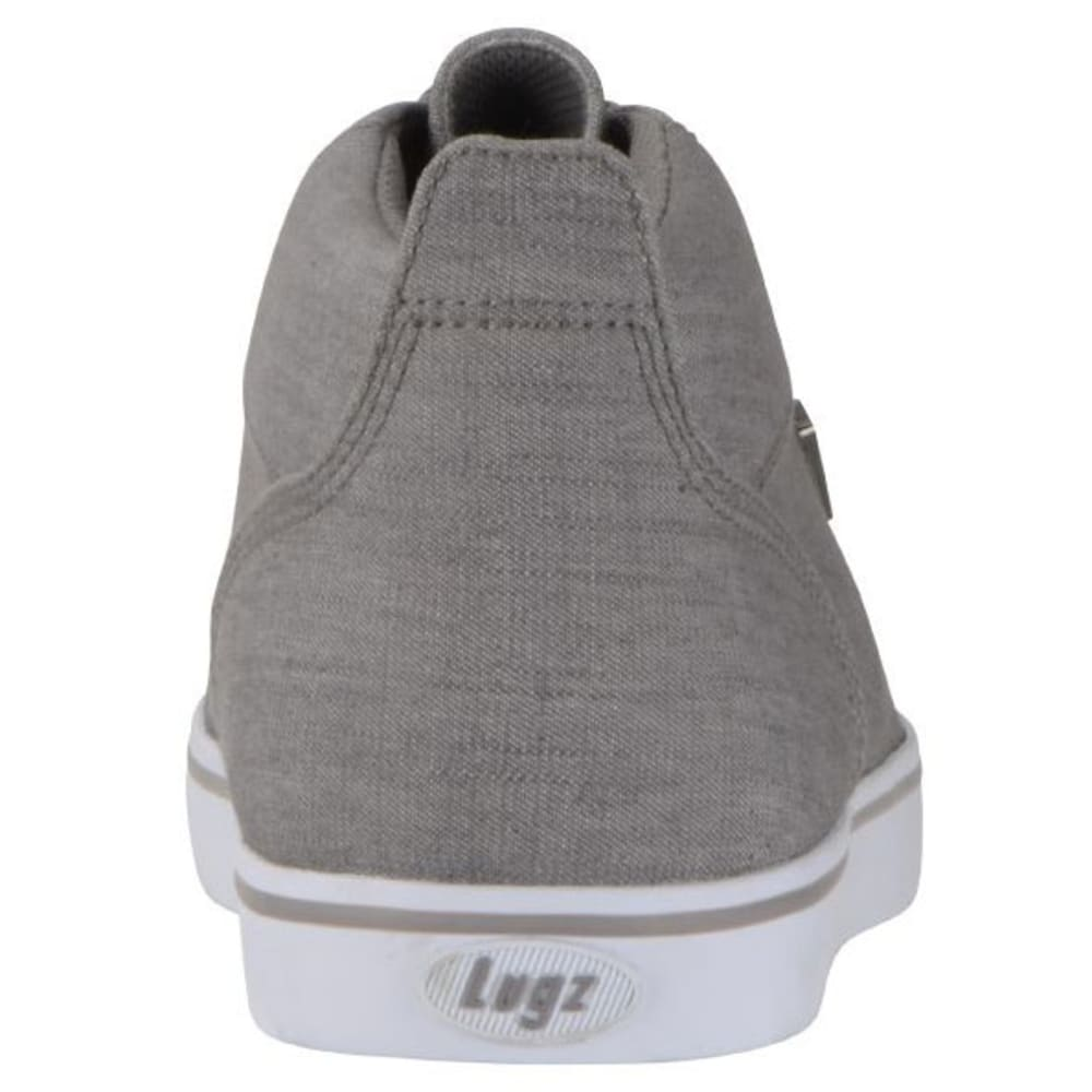 LUGZ Men's Strider Denim Shoes - CHARCOAL/WHITE