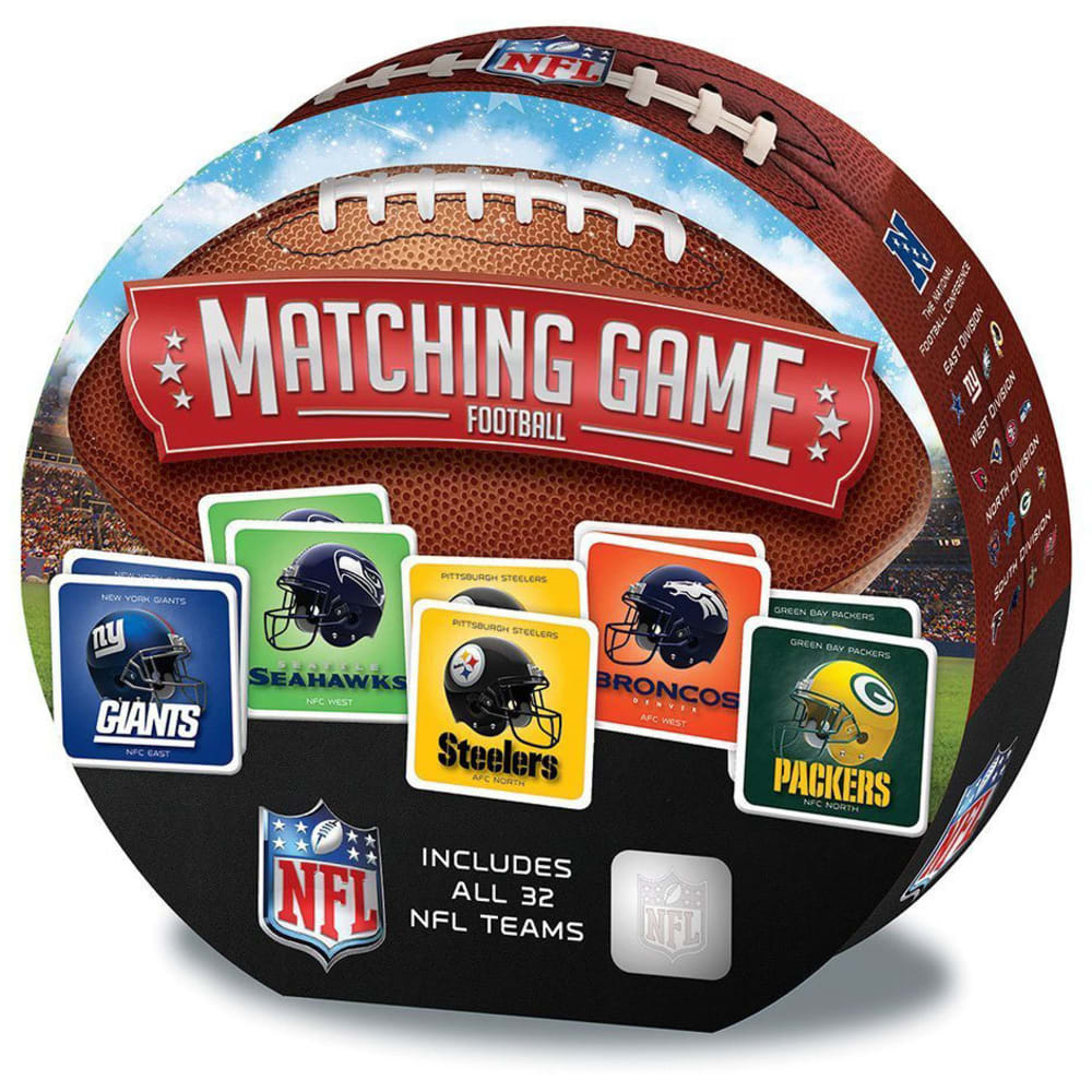 NFL Matching Game - NFL