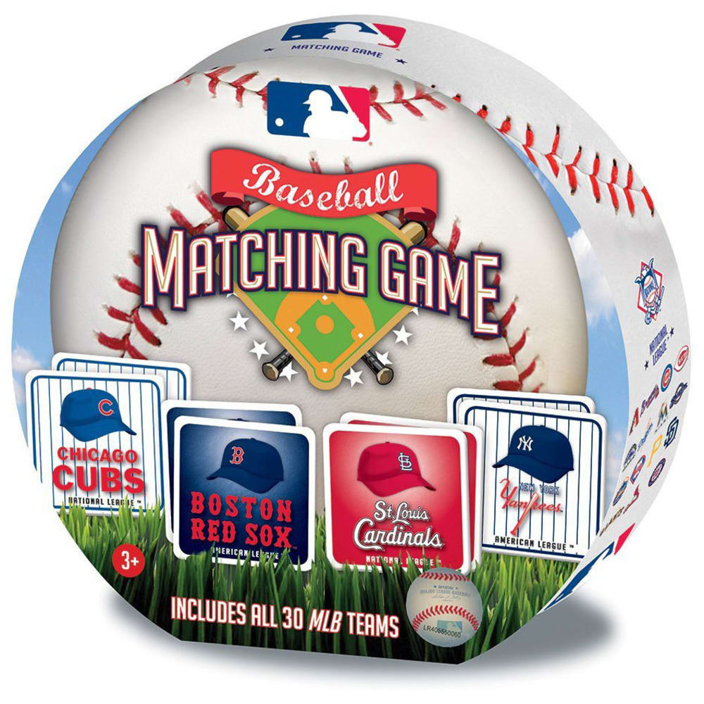 MLB Matching Game ONE SIZE