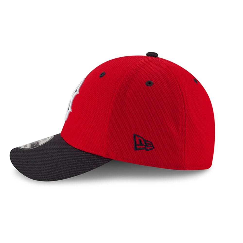 BOSTON RED SOX Diamond Era 39Thirty Flexfit Hat - RED