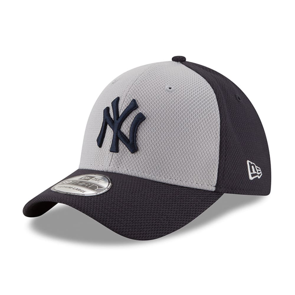 NEW YORK YANKEES Men's Diamond Era 39Thirty Flexfit Hat - NAVY