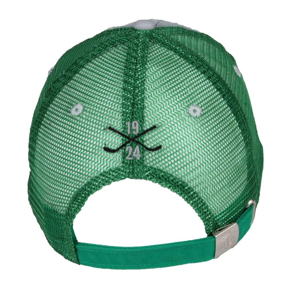 BOSTON BRUINS Men's St. Patrick's Day Hagan Hat - GREY/GREEN