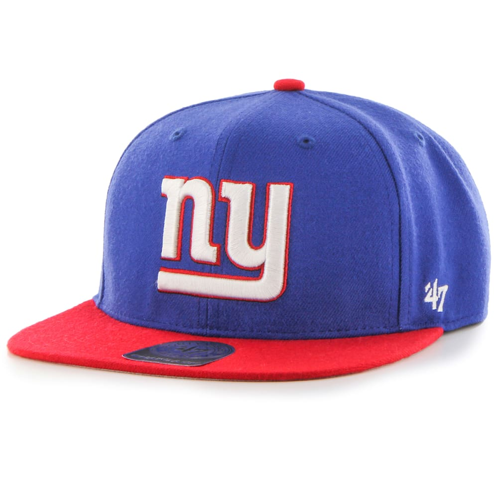 NEW YORK GIANTS Boys' '47 Lil' Shot Two-Tone Snapback Cap - GIANTS