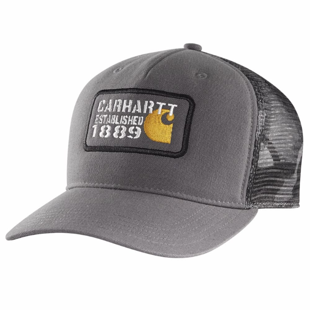 CARHARTT Men's Gaines Cap - GRAVEL 039