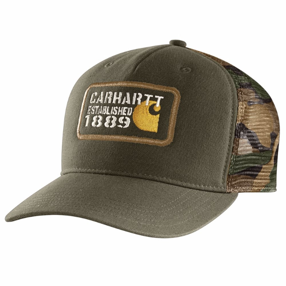 CARHARTT Men's Gaines Cap - Army Green 301