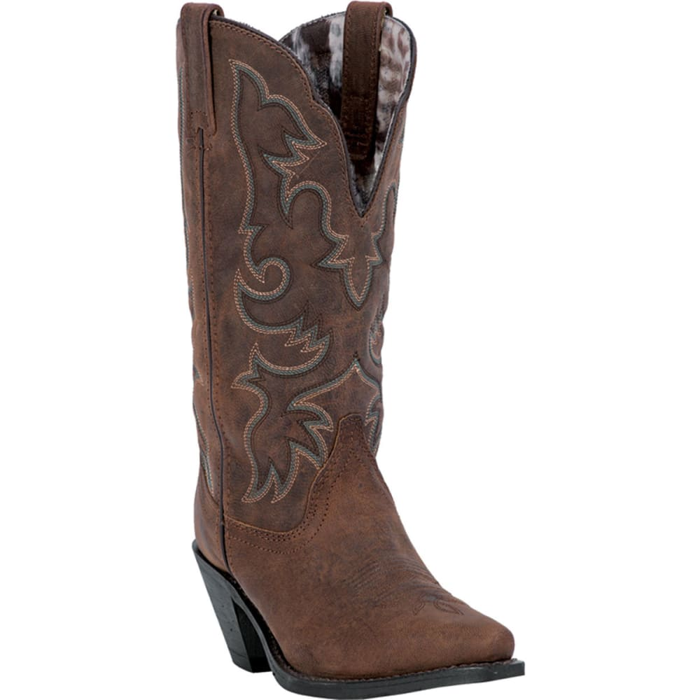 LAREDO Women's Access Boots, Wide - TAN