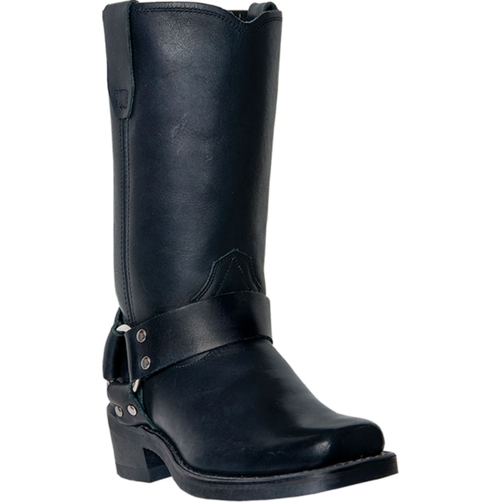 DINGO Women's Molly Boots, Wide - BLACK