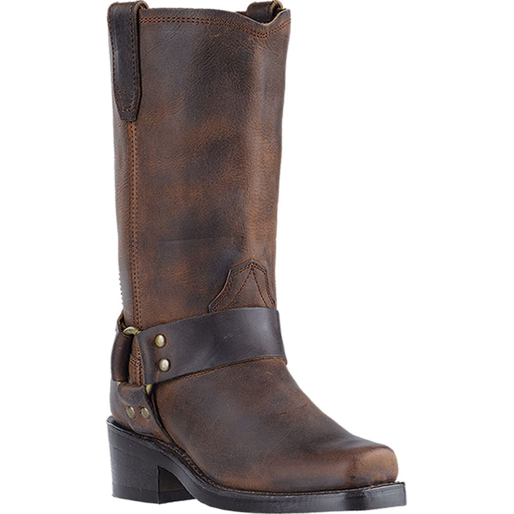 Dingo Women's Molly Boots - Brown, 6.5