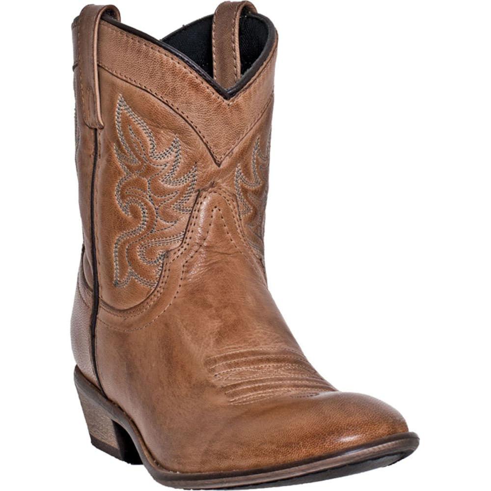 DINGO Women's Willie Boots - ANTIQUE TAN