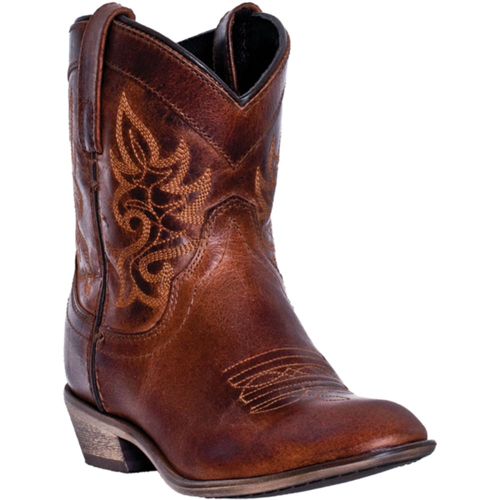 DINGO Women's Willie Boots - BROWN