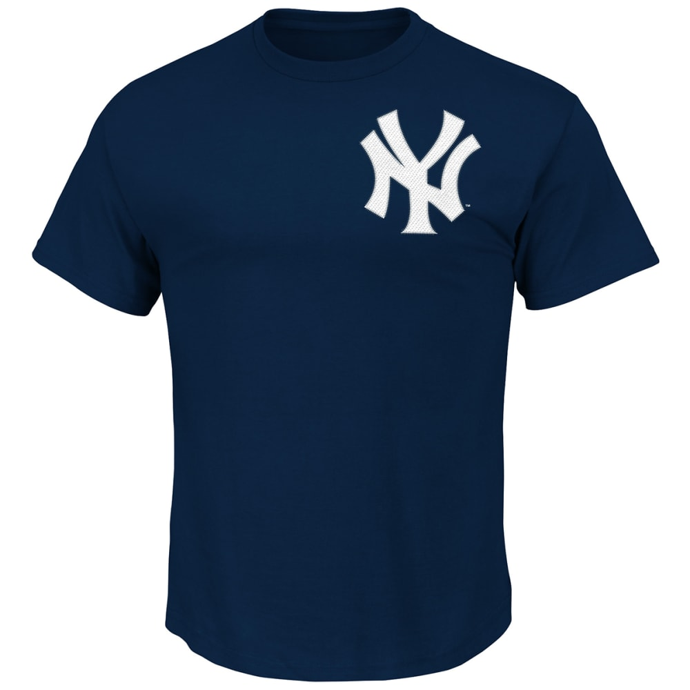 NEW YORK YANKEES Men's Alex Rodriguez #13 Name & Number Tee - ASSORTED