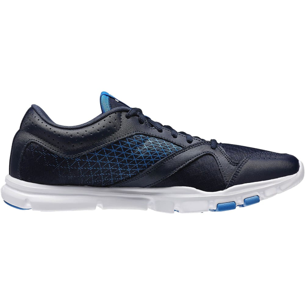 REEBOK Men's Yourflex Train 7.0 LMT Running Shoes - NAVY - V67331