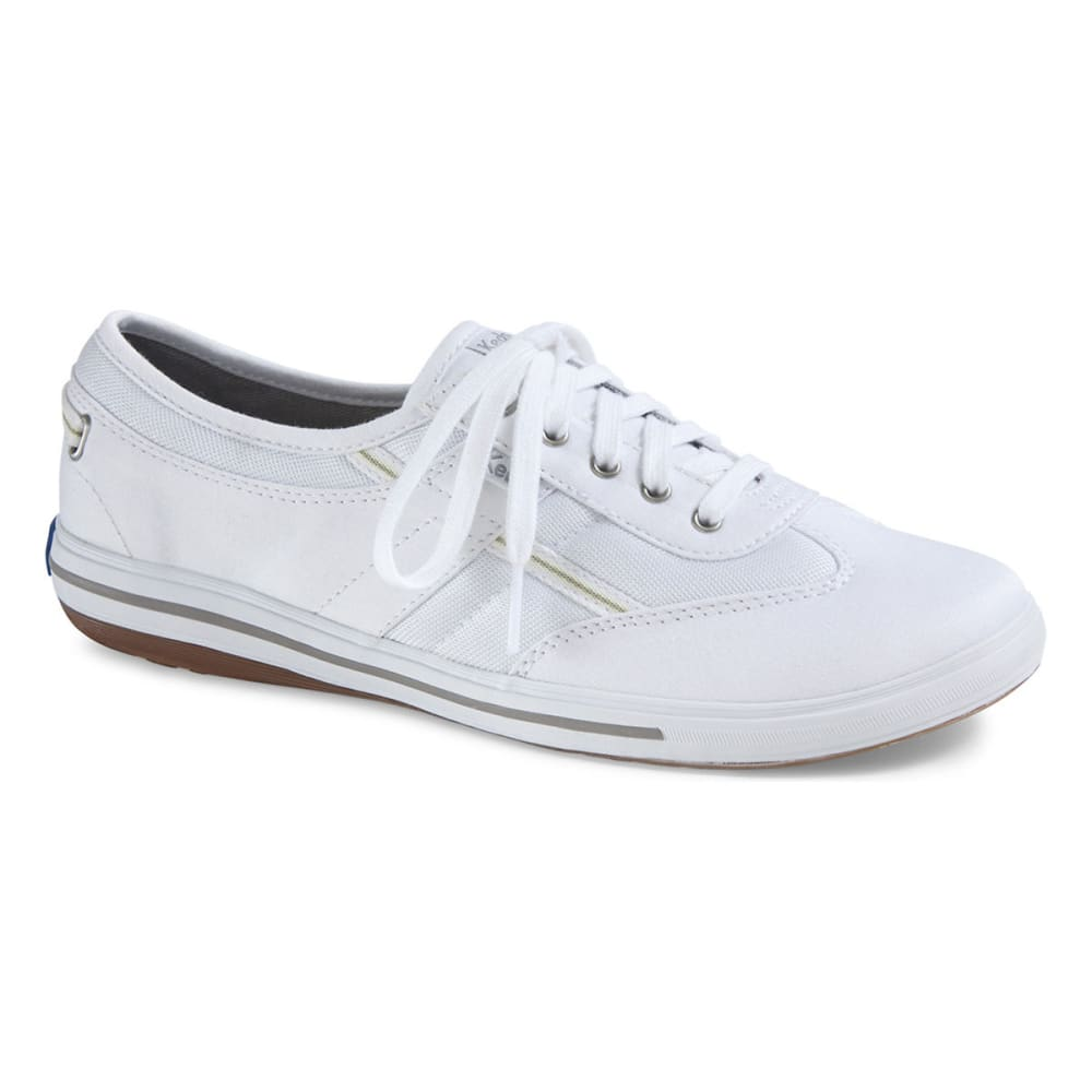 KEDS Women's Craze T-Toe Shoes - WHITE