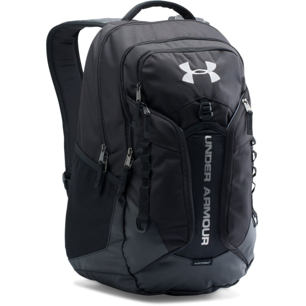 UNDER ARMOUR Storm Contender Backpack - BLACK-001