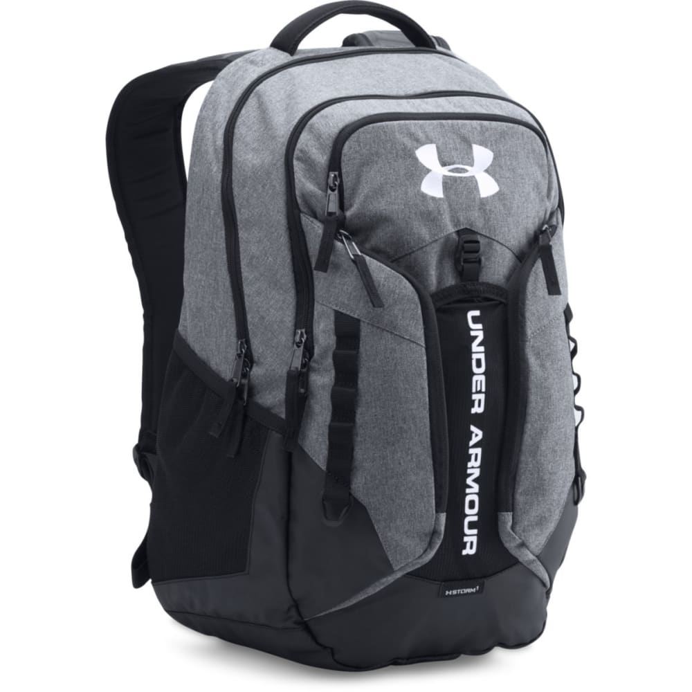 UNDER ARMOUR Storm Contender Backpack - GRAPHITE/BLK/WH- 040