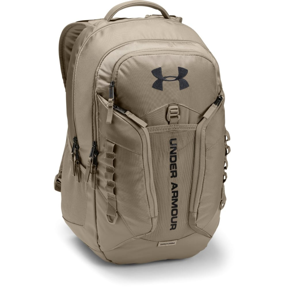 UNDER ARMOUR Storm Contender Backpack - 299-CITY KHAKI