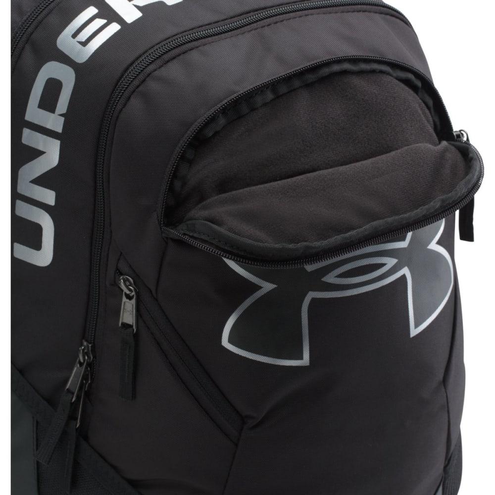 UNDER ARMOUR Storm Big Logo IV Backpack - BLACK 004