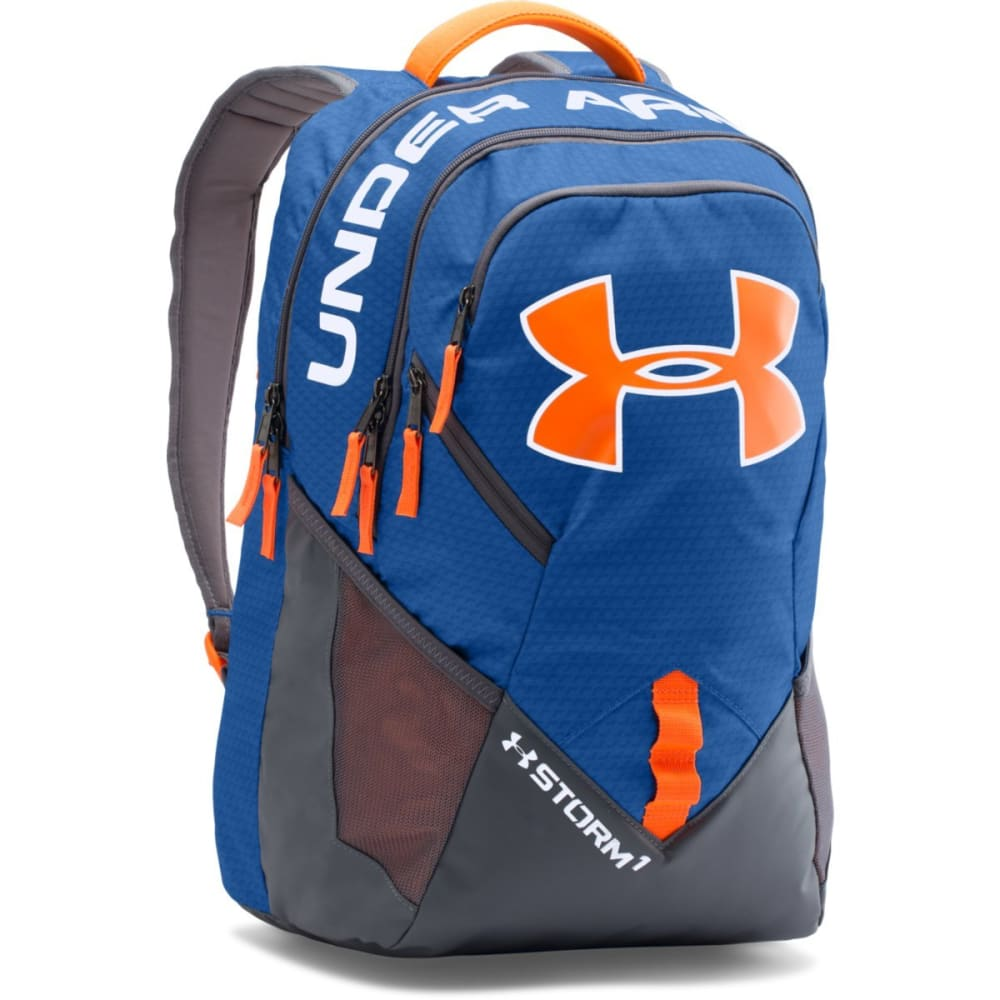 UNDER ARMOUR Storm Big Logo IV Backpack - ROYAL BLAZE 401