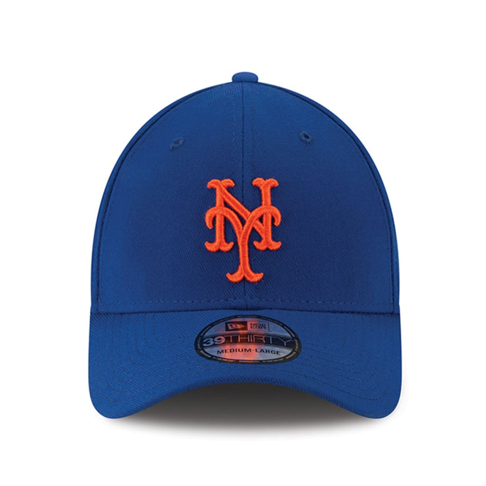 NEW YORK METS 2015 World Series 3930 Side Patch Cap - ROYAL BLUE