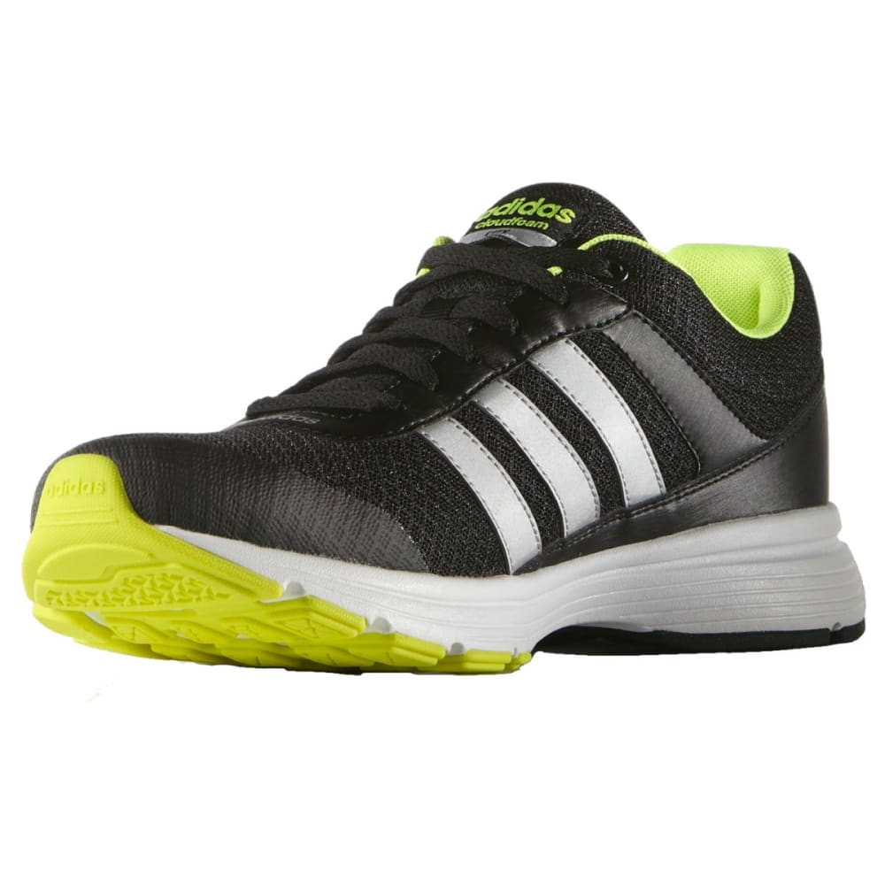ADIDAS Men's Neo Cloudfoam VS City Shoes - BLACK