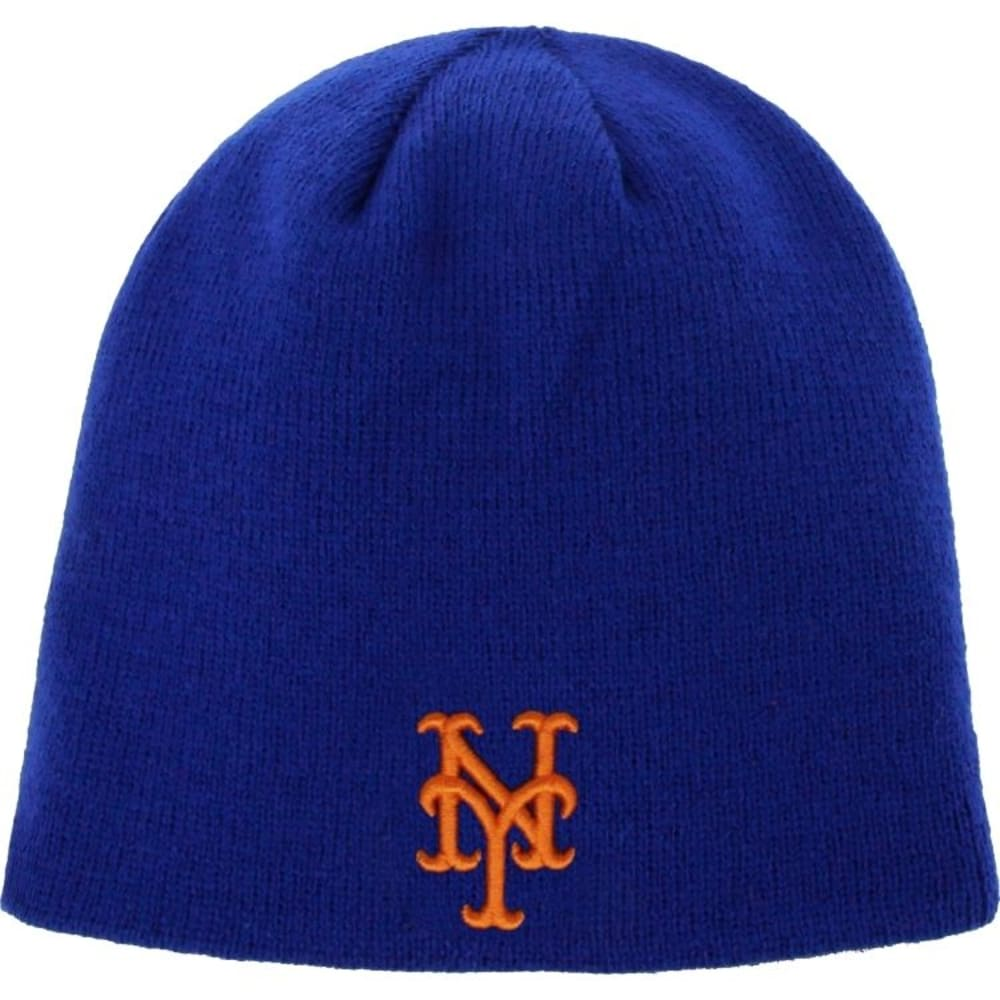 NEW YORK METS Men's Royal Beanie - ROYAL BLUE