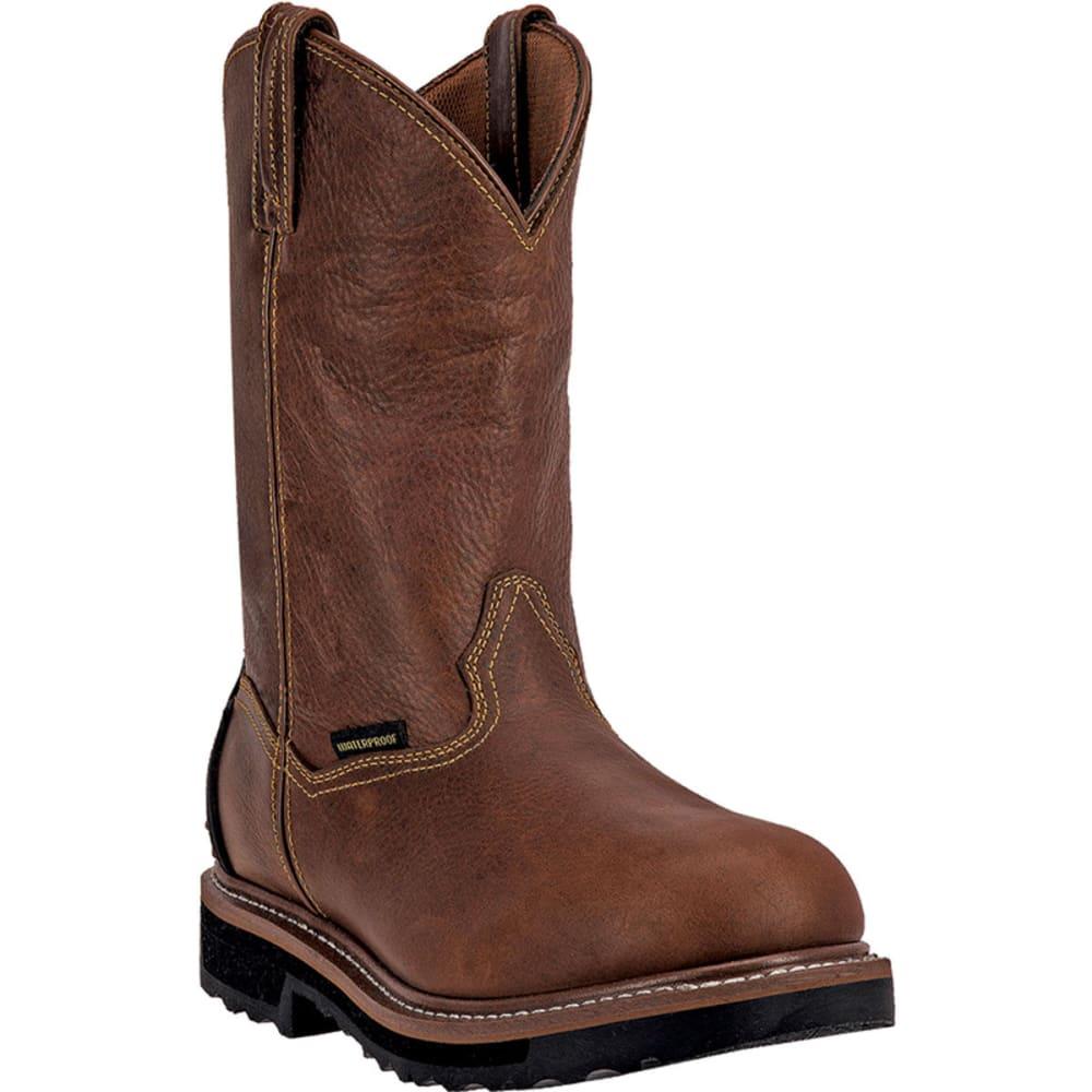 DAN POST Men's Draygon Work Boots - BROWN