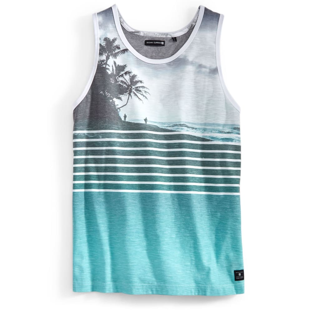 OCEAN CURRENT Guys' Jakobi Tank - MINT
