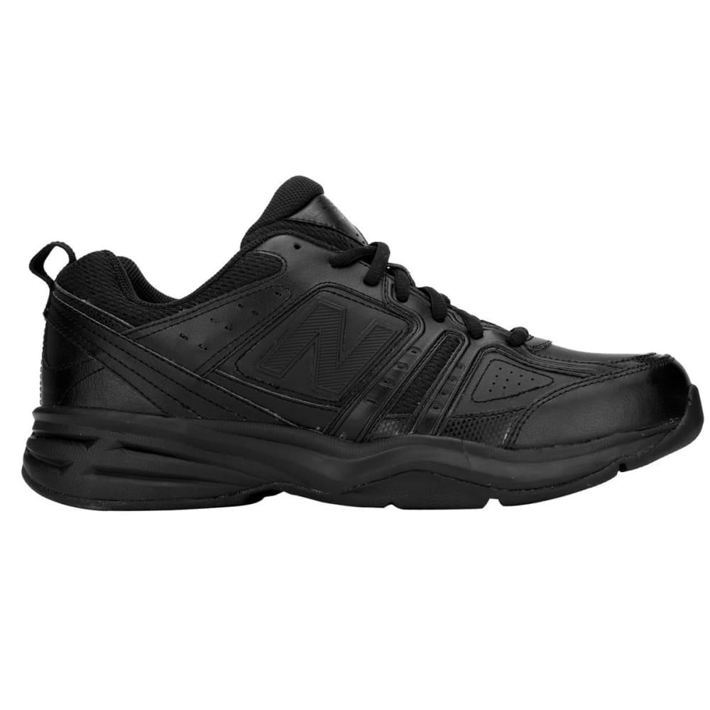 NEW BALANCE Men's 409 Cross Trainer Shoes, Wide - BLACK