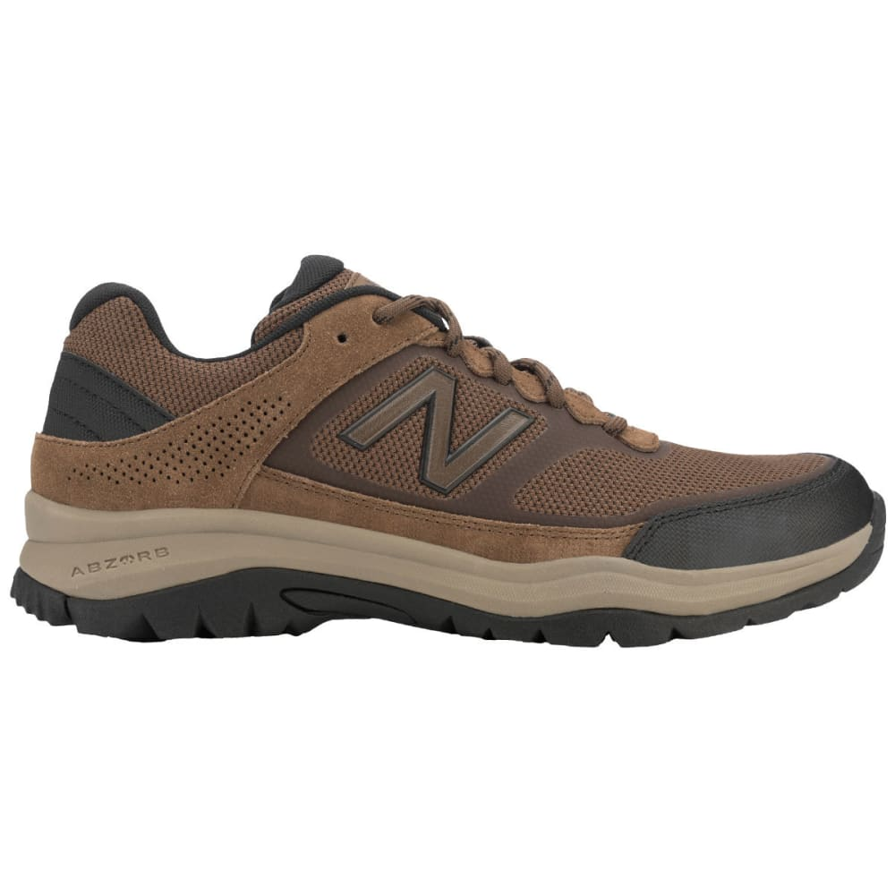 New Balance Men's 669 Walking Shoes, Extra Wide - Brown, 8.5