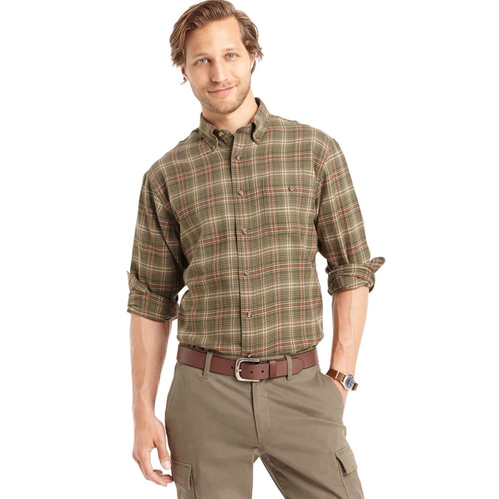 G.H. BASS & CO. Men's Flannel Shirt - PONDEROSA PINE